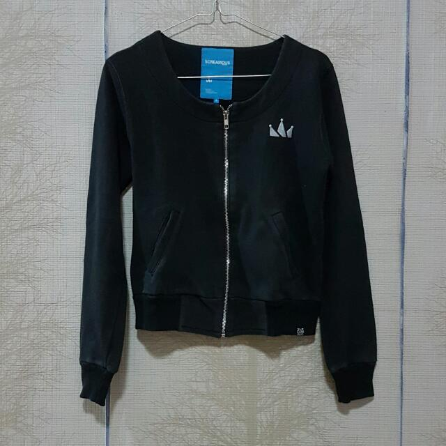 ON SALE !! SCREAMOUS BLACK JACKET
