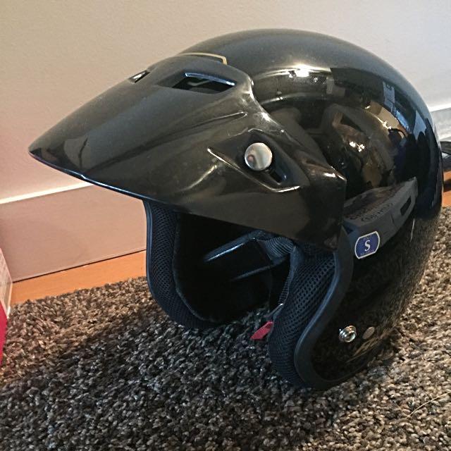Shoei Small Motorcycle Helmet