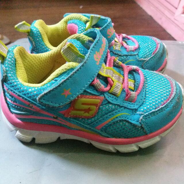 Skechers Lights kids