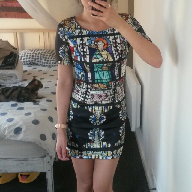 Stained Glass Dress