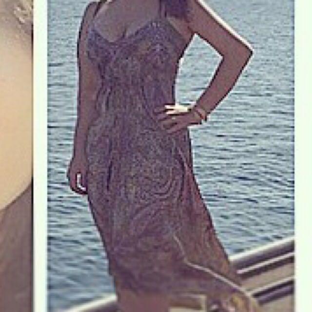 Summer Dress Long Sexy Exotic
