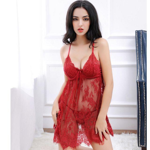 ea77db5955 super sexy chiffon sleepwear  lingerie  pajamas  nightgown  nightdress
