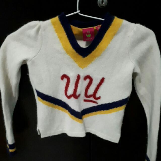 UNIQLO Sweater Anak - Uk 120 Umur 4th