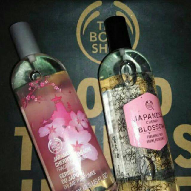 The Body Shop Japanese Cherry Blossom ORIGINAL REJECT