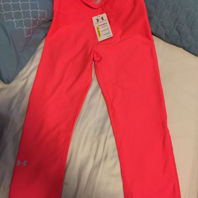 Under Armour Capris New With Tags
