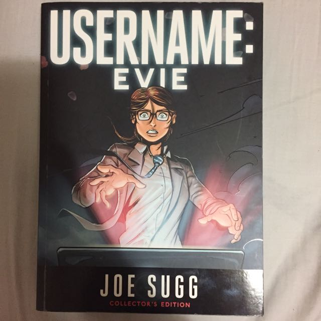Username: Evie by Joe Sugg (collector's edition)