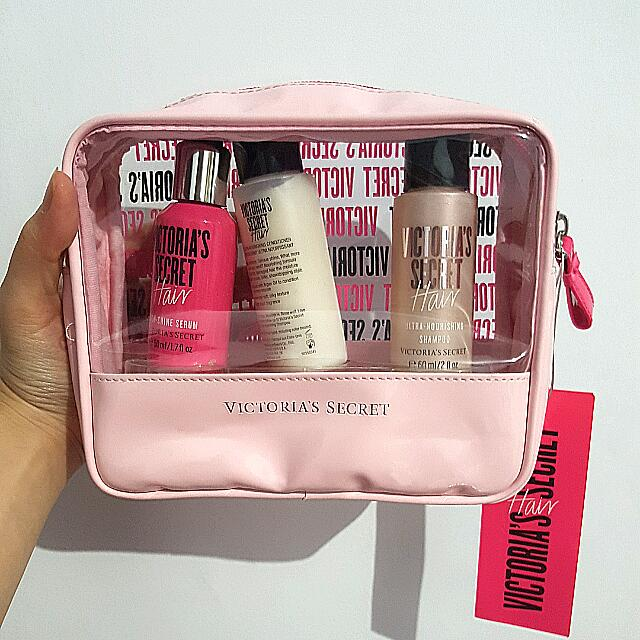 Victoria Secret Hair Treatment Package