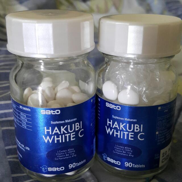 VIT C - HAKUBI WHITE C (KOREAN BRAND)