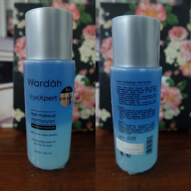 Wardah EyeXpert Eye Makeup Remover