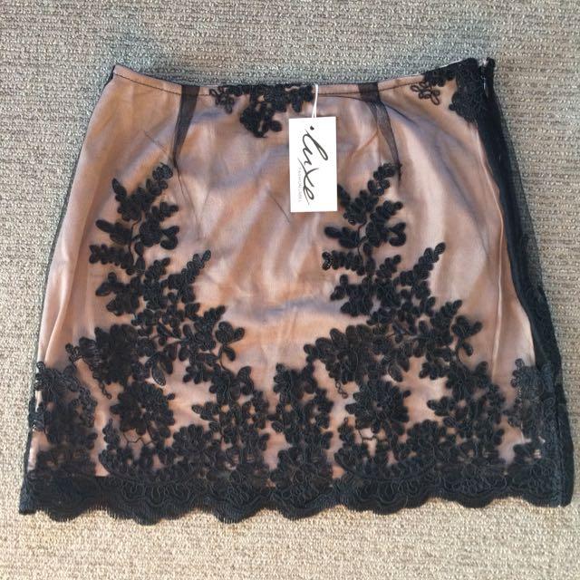 White Fox Boutique Mini Skirt