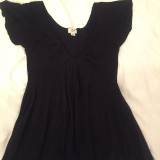 Wilfred Women Black Shirt