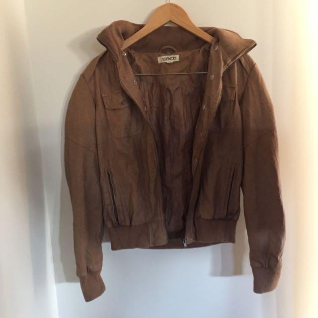 Woman's Brown Jacket