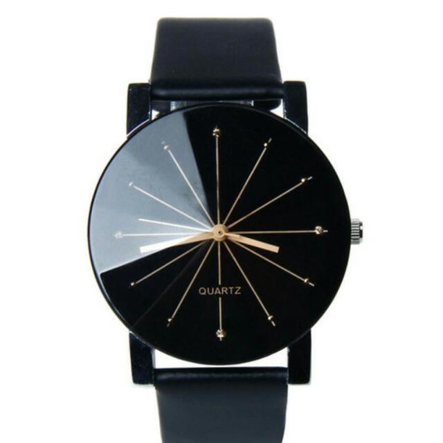 Womens Watch with risen Face