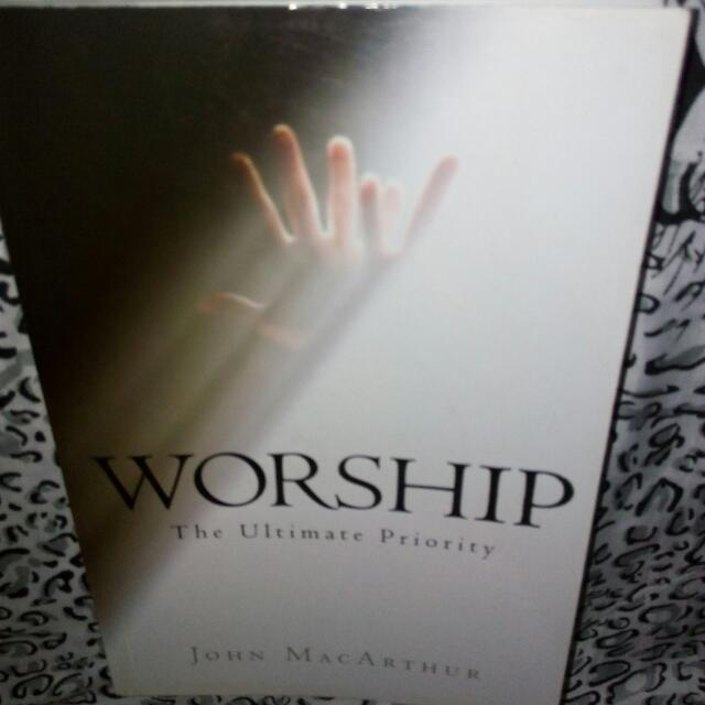 Worship by John McArthur