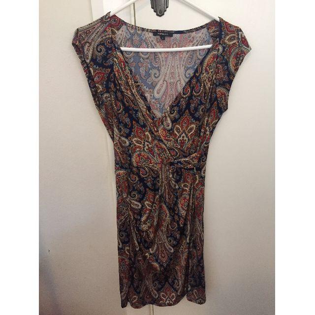 Wrap dress (size S)