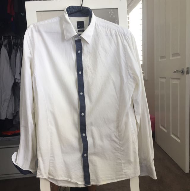 YD Button Up (small)