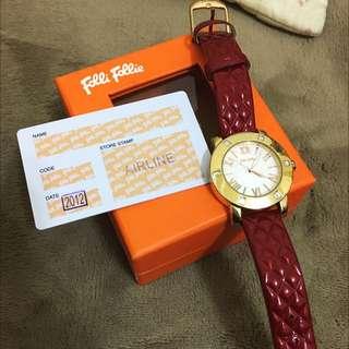 (降價)Folli Follie 女錶 鑲鑽 正品