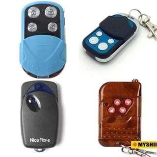 Auto Gate $25 remote control, Elsema remote control $40.Duplicate access card $7,Call 93763389