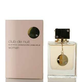 Armaf Club De Nuit Woman ( Chanel Coco Clone) 105ml