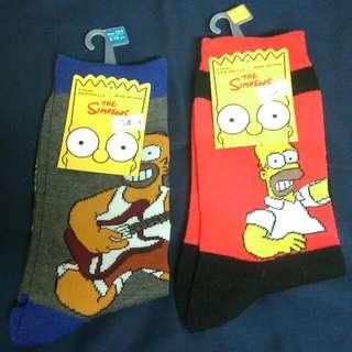 The Simpson's 辛普森 家族 霸子 荷馬 襪子