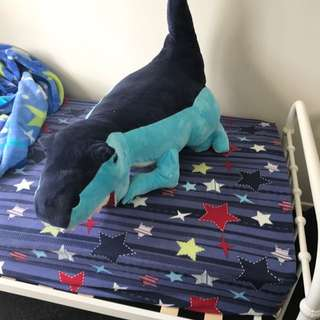 Large Dinosaur Soft Toy