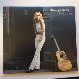 Sheryl Crow - Detours CD
