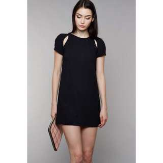 Zion Dress In Black