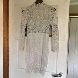 Lace Dress Size 8