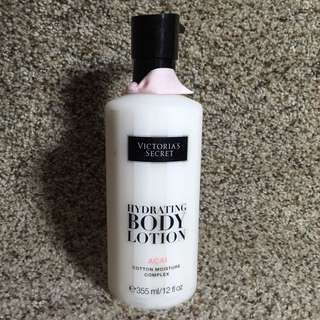 Victoria's Secret Hydrating Body Lotion In Acai Scent