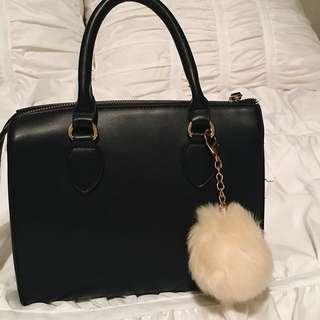 Forever 21 Black Shoulder Bag