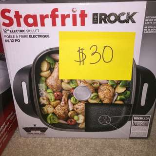 "Starfrit The Rock 12"" Skillet"
