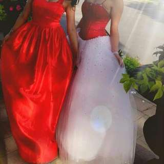 Princess Style Dress/ Gown