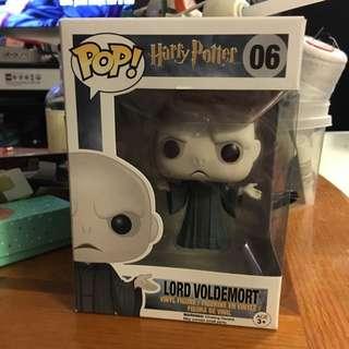 Funko POP Movies: Harry Potter - Lord Voldemort Action Vinyl Figure 06 BRAND NEW