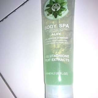 Body Shop Body Spa Aloe