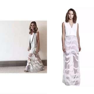 Manning Cartell Sonic Affair Maxi Skirt, Size 6
