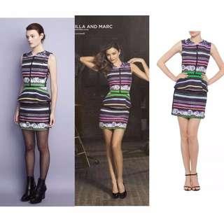 Camilla & Marc Juniper Dress, Size 8