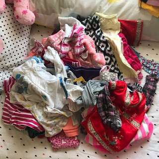 Bulk Assorted Baby Clothes