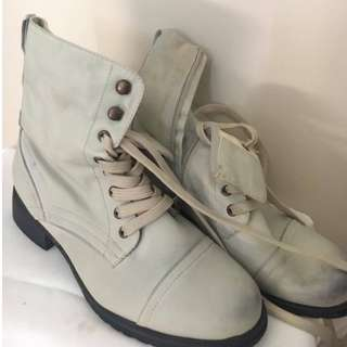 Therapy Combat Boots