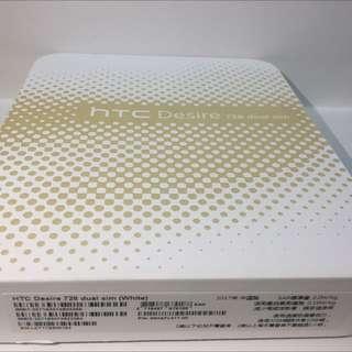 htc desire728 白色 9.9成新 僅試機