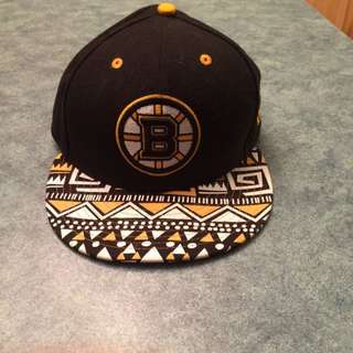 Boston Bruins SnapBack