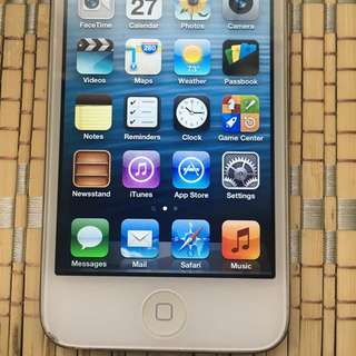 Re:Apple iPod TOUCH MD057LL - 8GB iPod Touch w Camera (4th Gen) WHITE