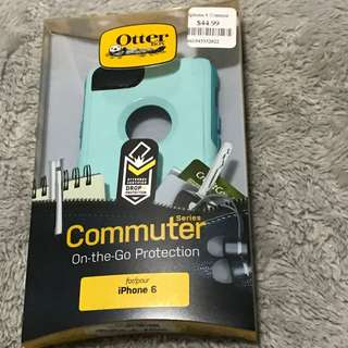 Commuter Otter Box iPhone 6