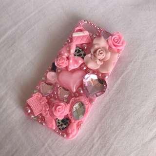 (5-5s) Kawaii Deco Phone Case