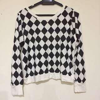 Checkered Top