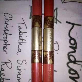 Sariayu Duo Lip Color K-10