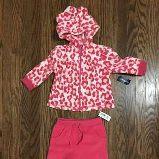Old Navy Fleece Outfit