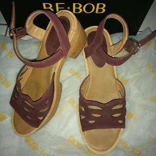Sepatu wedges Be.Boob