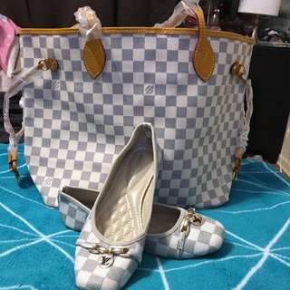 LV Bag And Shoes