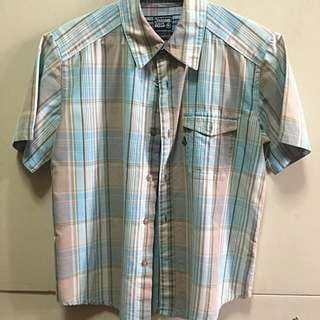 Volcom Button Down Polo For Kids
