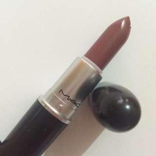 Mac Lipstick Luster Colour:capricious